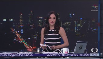 Las noticias, con Danielle Dithurbide: Programa del 8 de mayo del 2018