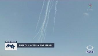 Sepultan A Palestinos Muertos Durante Enfrentamientos En Gaza