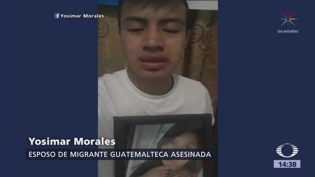 Fbi Atrae Caso Migrante Guatemalteca Asesinada Texas