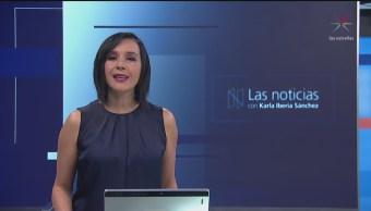 Las Noticias, con Karla Iberia: Programa del 22 mayo 2018