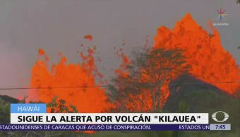 Lava del Kilauea amenaza planta de generación eléctrica