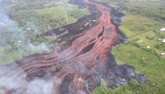 Erupción del volcán Kilauea causa enorme destrucción