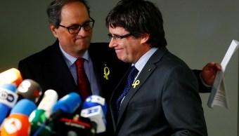 Rajoy dice que aceptará la reunión solicitada por el nuevo líder catalán