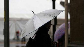 SMN pronostica tormentas en el sur del país durante próximas