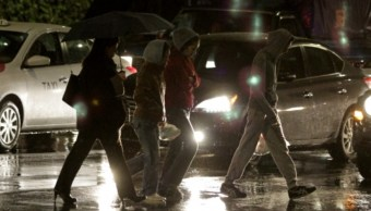 Lluvias provocan severos encharcamientos en Guadalajara