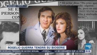 Preparan homenaje al actor Rogelio Guerra