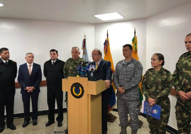Operación militar en Caquetá deja once presuntos disidentes muertos y dos heridos