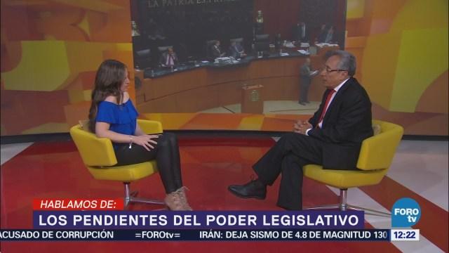 Luis Soto: Legisladores dejan muchos pendientes