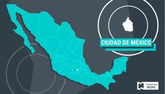 Asesinan a tres hombres con arma de fuego en la CDMX
