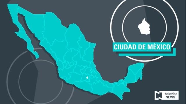 Policía de la CDMX detiene a tres hombres por robar cables