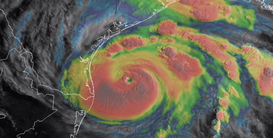 EU prevé hasta nueve huracanes este año en el Atlántico