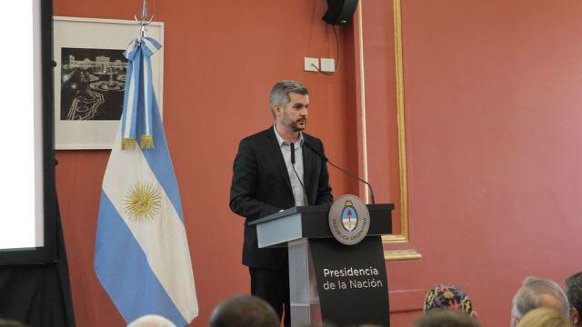 Justifica jefe de Gabinete de Argentina préstamo del FMI