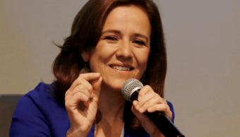 Zavala: He sido clara en mis diferencias