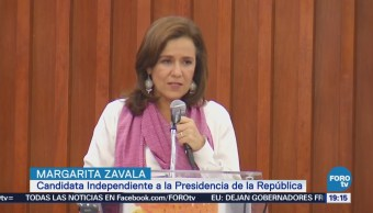 Margarita Zavala Dijo Defensora Libertad