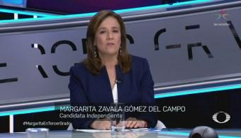 Margarita Zavala Se Retira Contienda Presidencial