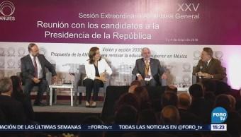 Margarita Zavala Visitó Cdmx
