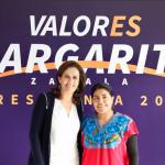 Margarita Zavala comparte propuestas laborales; sancionará la inequidad salarial