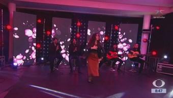 María Juncal presenta 'Suite Flamenca' en Al Aire