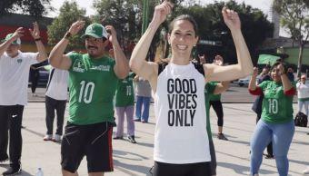 Mariana Boy presenta un plan para combatir la obesidad