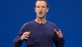 UE se dispone presionar a Zuckerberg en políticas de protección datos Facebook