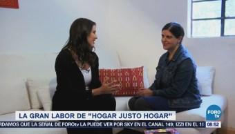 Consiste Labor Hogar Justo Hogar Ximena Cervantes