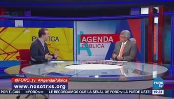 Mauricio Merino Celebra Primer Aniversario Movimiento Nosotrxs
