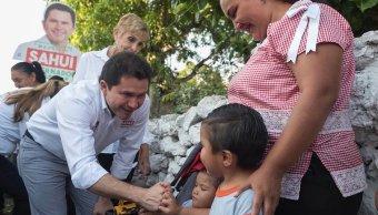 Mauricio Sahuí propone crear código dorado atender emergencias niños Yucatán