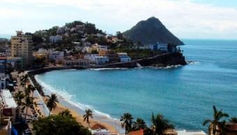 Turistas empiezan a llegar a Mazatlán, Sinaloa