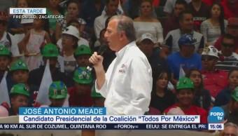 Meade Compromete Realizar Reforma Integral Campo