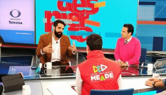 Mesa política con Loret: Attolini, Ospital, Náñez y Adame