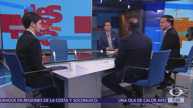 Mesa política en Despierta tras segundo debate presidencial: Zepeda, Juárez y Náñez