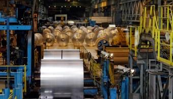 México es el cuarto proveedor de acero a Estados Unidos. (AP)