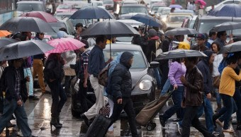 Tormentas y granizo afectarán gran parte de México