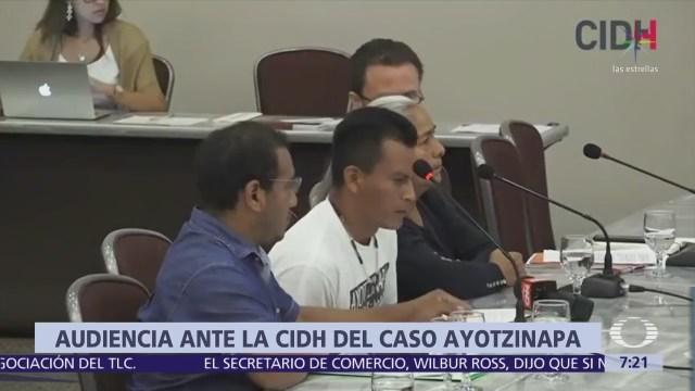 México participa en la audiencia del caso Ayotzinapa