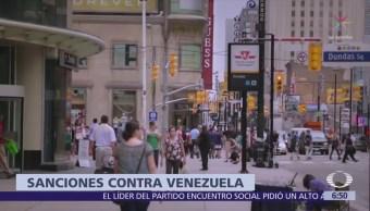Mike Pence, vicerpresidente de Estados Unidos, pide a OEA suspender a Venezuela