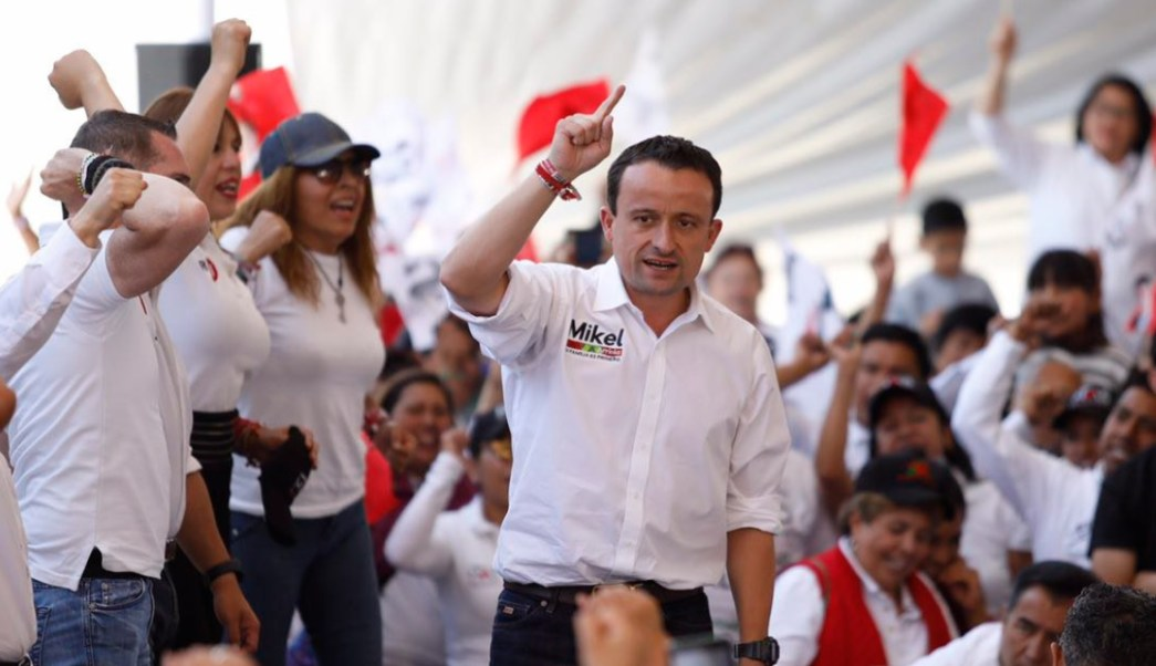 Mikel Arriola promete construir hospital de especialidades en Cuajimalpa