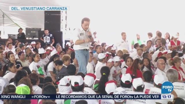 Mikel Arriola Promete Reforzar Programas Mujeres
