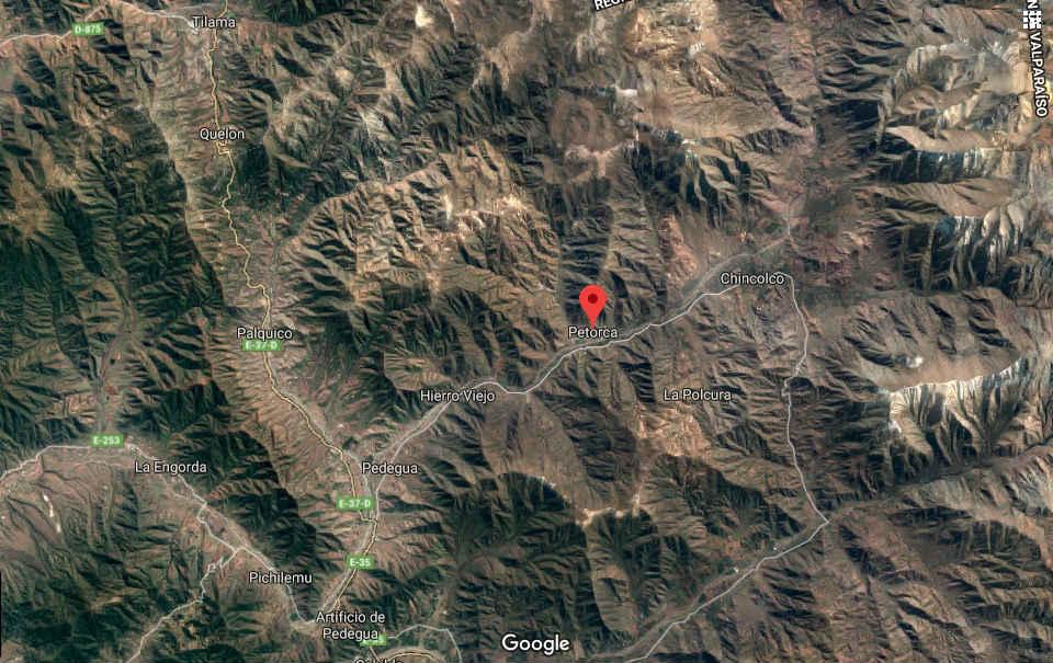 mapa-google-maps-petorca-region-valparaiso-chile-zona-agricultura-aguacate