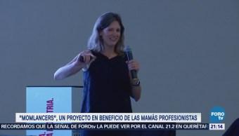Momlancers Proyecto Beneficio Las Mamás Profesionista