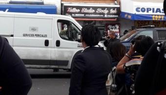 Matan dos hombres dentro de local de tatuajes en Guadalupe Tepeyac