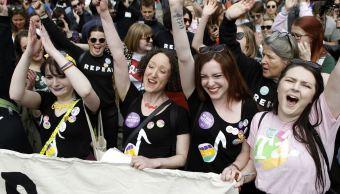Gana el sí para permitir aborto en Irlanda