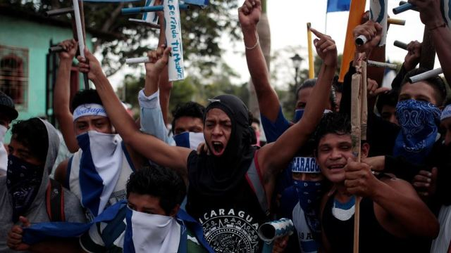 nicaragua comision verdad protestas muertes estudiantes