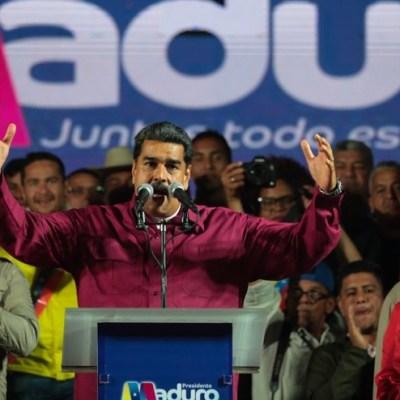 Observadores internacionales reconocen reelección de Nicolás Maduro
