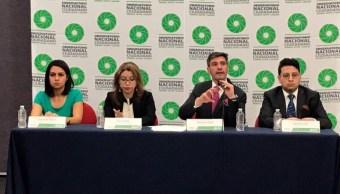 Anuncian plataforma para contrastar propuestas de seguridad de candidatos presidenciales