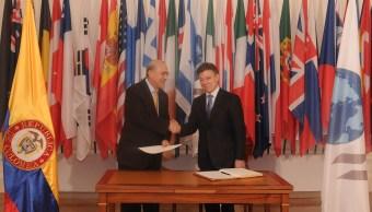 OCDE aprueba adhesión de Colombia como miembro número 37