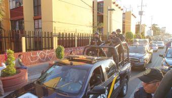 ssp cdmx detiene siete personas durante operativo blindaje iztapalapa