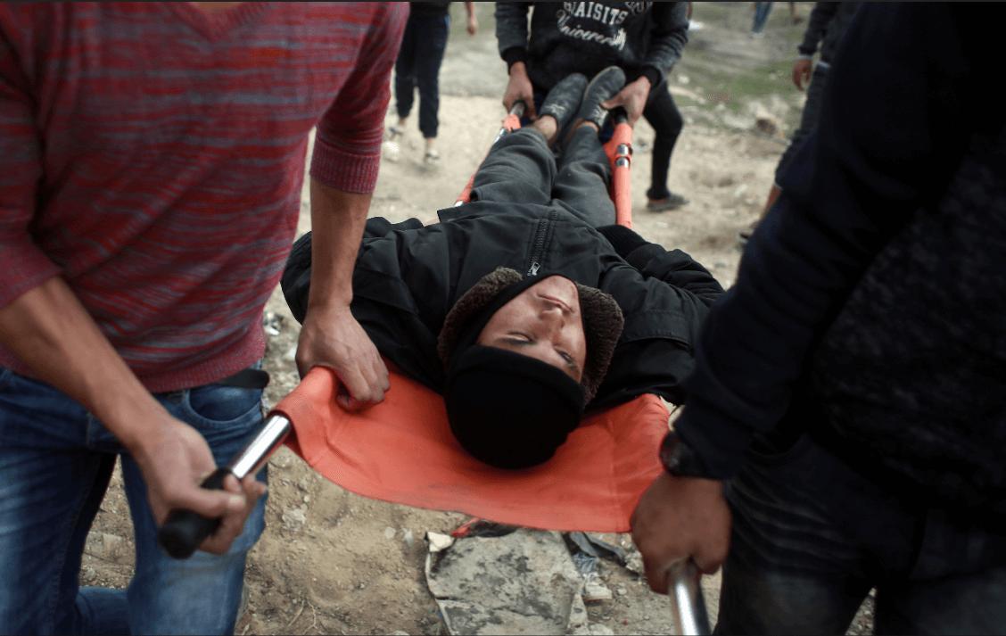 Violencia reciente en Gaza causó 13.000 heridos