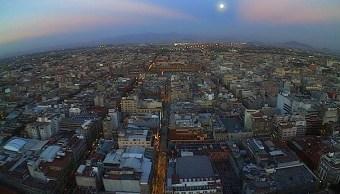 Termómetro alcanzará 32 grados en la Ciudad de México