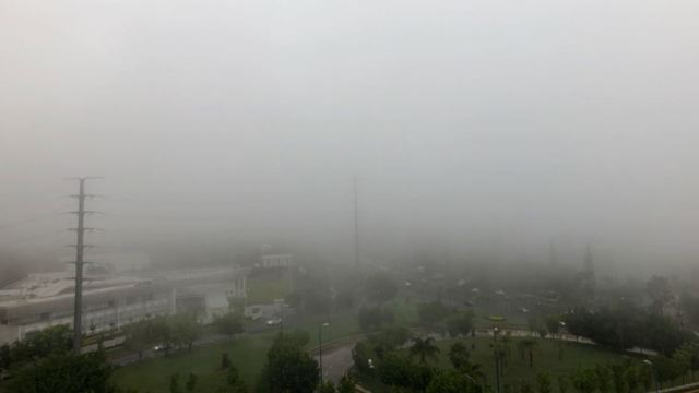 Lluvias provocan inundaciones y accidentes vehiculares en Veracruz