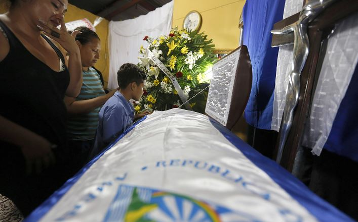 Suman 52 muertos en las protestas contra gobierno de Nicaragua